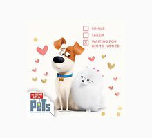 the secret life of pets Folling in Love Unisex T-Shirt