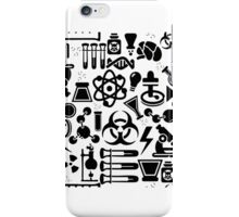 Weird Science! iPhone Case/Skin