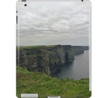 The Cliffs of Moher iPad Case/Skin