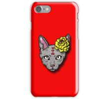 Pieces of Kitty iPhone Case/Skin