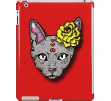 Pieces of Kitty iPad Case/Skin