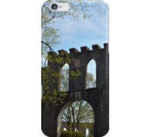 Entrance to McCaigs, Oban iPhone Case/Skin