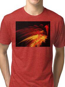 Sun Plumes Tri-blend T-Shirt