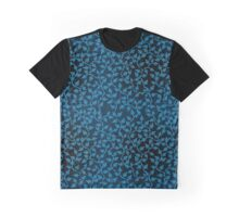 Blue Thorns Graphic T-Shirt