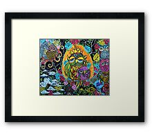 Wisdom Tree Framed Print