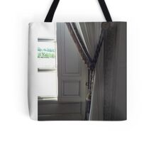 Versailles Trianon window and curtains detail Tote Bag