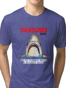 Tight Lines 2016 Tri-blend T-Shirt