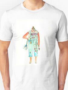 Farmer Girl Unisex T-Shirt