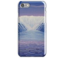 The mighty Glaciers iPhone Case/Skin