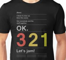 Cowboy Bebop Intro Unisex T-Shirt