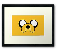 Jake the Dog: Adventure Time Accessories Framed Print
