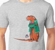 Library Salamander Unisex T-Shirt