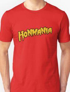 HonMania Yellow Unisex T-Shirt