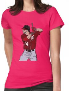 Bryce Harper Womens Fitted T-Shirt