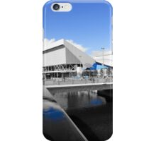 Aquatics Centre - London 2012 - Olympic Park iPhone Case/Skin