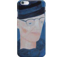 Ivan Brown - blues man iPhone Case/Skin