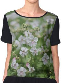 The Fellowship of the Flowers Chiffon Top