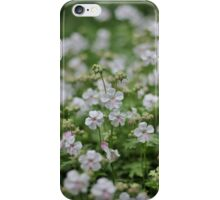 The Fellowship of the Flowers iPhone Case/Skin