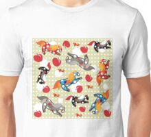 Horses in apples Unisex T-Shirt