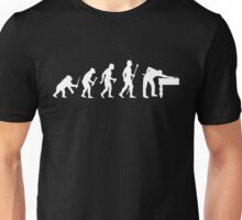 Evolution Of 8 Ball Funny Billiards T Shirt Unisex T-Shirt