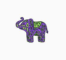 Purple Elephant Unisex T-Shirt