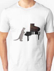 Piano Cat - Meowsicians T-Shirt