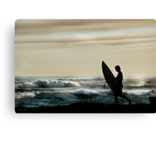 afternoon delight Canvas Print
