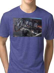 Old School Interior Tri-blend T-Shirt
