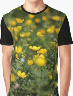 Buttercups, As You Wish Graphic T-Shirt