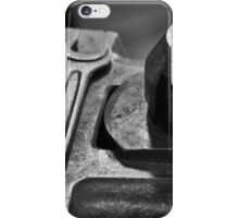 Die and wrench iPhone Case/Skin