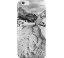 Mt Campbell & Hansons Peak iPhone Case/Skin