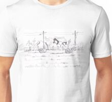 The harvest is in Unisex T-Shirt