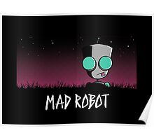 Mad Robot Poster