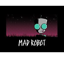 Mad Robot Photographic Print