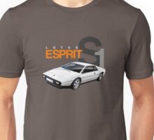 Lotus Esprit S1 graphic Unisex T-Shirt