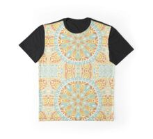 Pale Yellow  Graphic T-Shirt