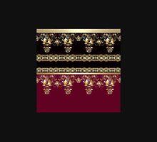 texture Gold lace  Unisex T-Shirt
