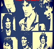 Richard Ramirez - Night Stalker by Lisa Briggs