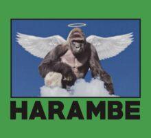 HARAMBE Baby Tee
