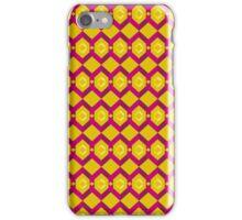 geometric cell iPhone Case/Skin