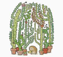 hedgehog cacti Kids Tee