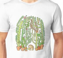 hedgehog cacti Unisex T-Shirt