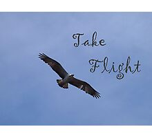 Take Flight Photographic Print
