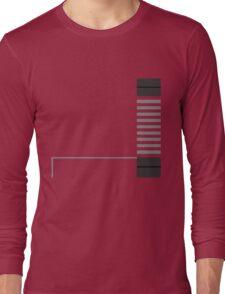 Minimal Entertainment System Long Sleeve T-Shirt