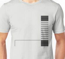 Minimal Entertainment System Unisex T-Shirt