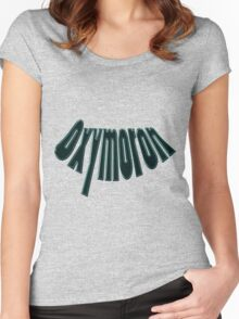 OXYMORON Women's Fitted Scoop T-Shirt