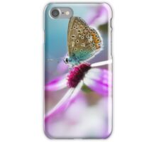 In the garden at dawn iPhone Case/Skin