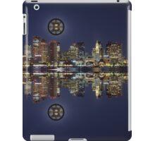 Bruins over Boston iPad Case/Skin