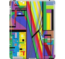 Geometry Abstract iPad Case/Skin