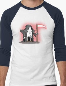 Death-Star Men's Baseball ¾ T-Shirt